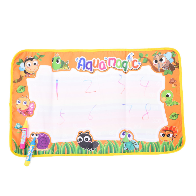 New-59x36cm-Multicolor-Rainbow-Water-Drawing-Mat-with-2-Pen-Aqua-Doodle-Mat-Rug-For-Painting-Xmas-Gift-Kids-Toys-1