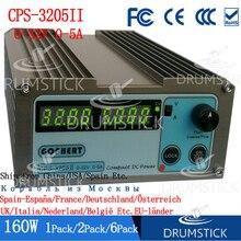 Costante Gophert CPS 3205II 160W Mini Digital DC Power Supply CPS 3205 Regolabile 0 30V 5V 12V 15V 24V 0 5A Con Serratura 110 V/220 V
