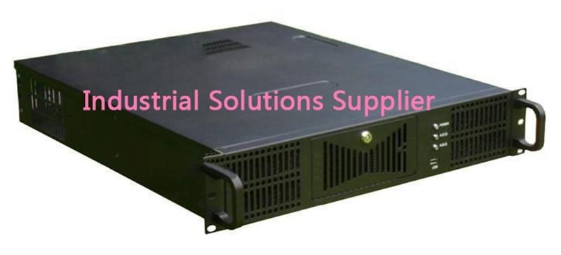 все цены на  NEW 2U industrial computer case 2u server computer case appearance super hot  онлайн
