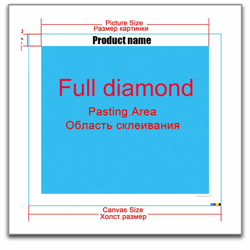 DIY 5D Diamond Bordir Jendela Lanskap Laut Persegi Lukisan Berlian Imitasi Diamond Mosaik Lukisan Berlian Window