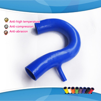 Silicone Hoses Car Intake Manifold Tube For MERCEDES BENZ SMART 1 0NA 2009 2012