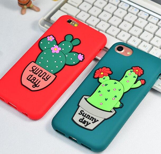 carcasa iphone 7 cactus
