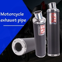 Motorcycle Modified Exhaust End to End Exhaust Pipe For HONDA Refires CB400 CBR NC29