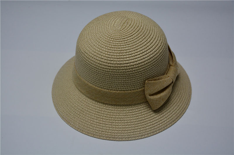 16d2132e4d0 2016 New Summer Style Fashion Small Round Top Straw Hat For Women Cute  Women s Travel Straw Hat Sun Hats Free Shipping-in Sun Hats from Apparel  Accessories ...