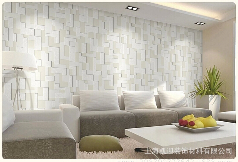 Papeles para paredes modernos papel pintado damasco arabe moderno con destellos grises papeles - Papeles pintados modernos ...