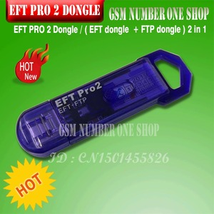 Image 1 - EFT PRO 2 DONGLE / ( EFT dongle + FTP Dongle 2 in 1 dongle ) EFT + FTP 2 in 1 Dongle EFT Dongle EFT Key EFT PRO dongle