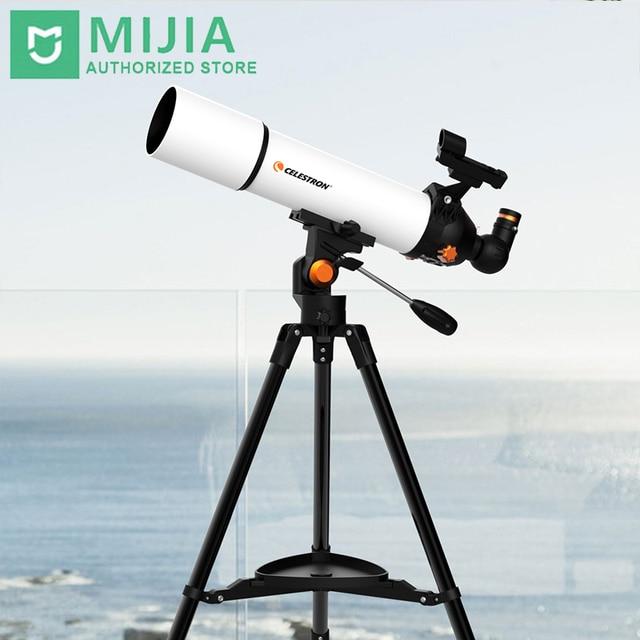 Xiaomi Mijia Celestron Telescope SCTW-80 Built In Theodolite FMC Antireflection Coating