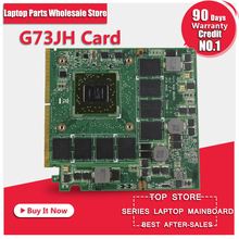 Original Graphics Card For ASUS G73 series G73JH HD5870 Video VGA Card Free Shipping