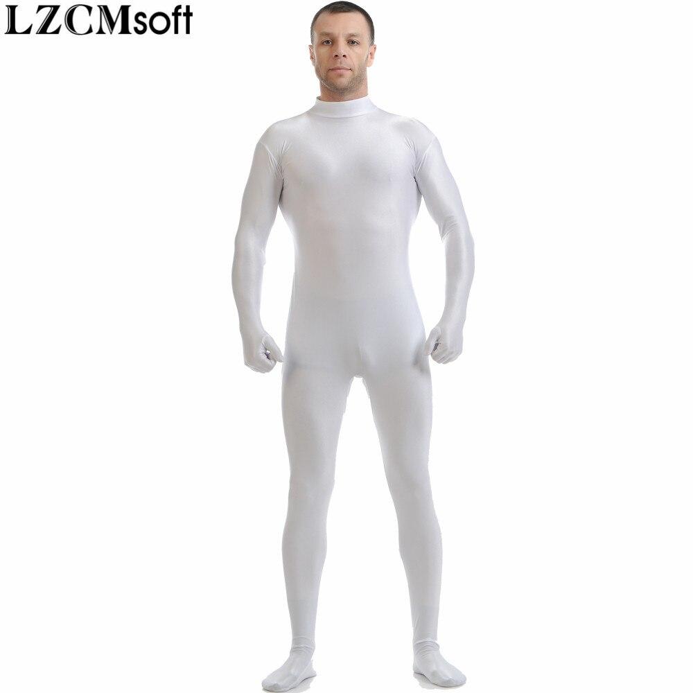 White Zentai