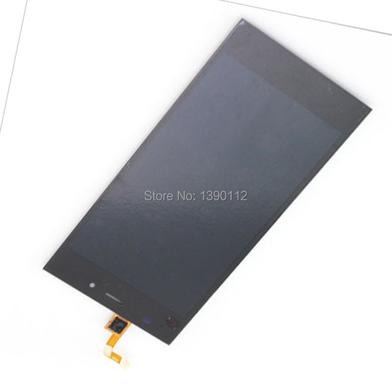 ФОТО Black Touch Screen Glass Digitizer LCD Assembly For Xiaomi M3 MI3