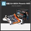Frete grátis gigabyte ga-b85n phoenix-phoenix mini itx motherboard com lan sem fio wi-fi