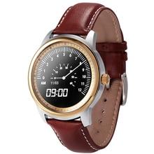 Heißer verkauf! Smart Watch 360*360 Full HD Ips-bildschirm Bluetooth SmartWatch Fitness Tracker Wearable Geräte Für IOS Android-handy