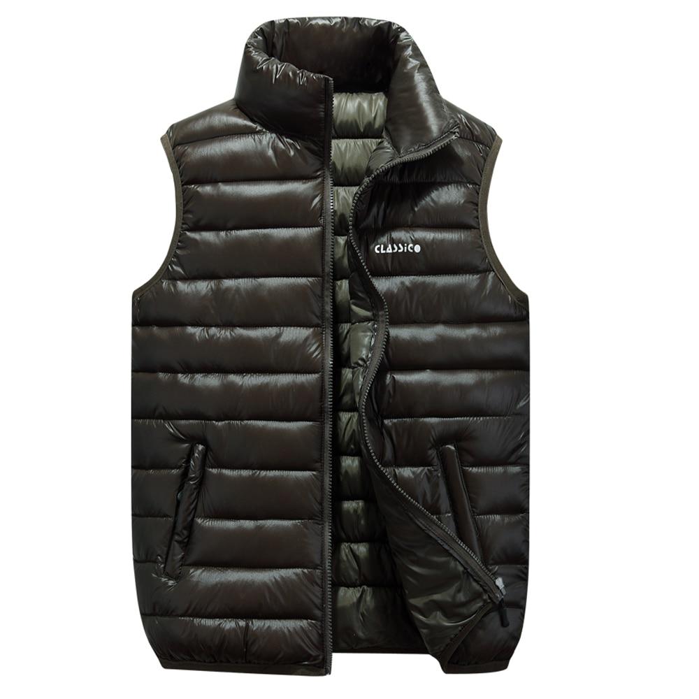 ФОТО 2016 Fall Winter Vest Men Black Blue Warmer Vest Coat Outdoors Sports Mountaineering Fishing Hiking Windproof vest