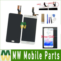 1PC Lot For Meizu M3 Note L681H M681H LCD Display Touch Screen Digitizer Assembly Black White