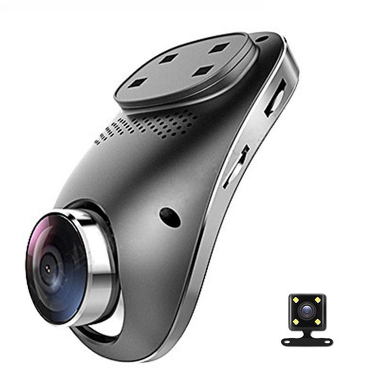 E01 4G Dash Cam Car DVR Wifi GPS Camera Remote Monitor ADAS Smart LDWS/FCWS/FVMA Dual Lens 1080P Nigth Vision Dashcam DVRs