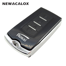 NEWACALOX Mini Car Key Style Balance Electronic Pocket Digital Weight Scales For Gold Sterling Silver Jewelry Scale 100g 0.01g