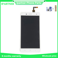 Ori Lcd Display For XIAOMI 4 M4 MI4 LCD Touch Screen Digitizer Assembly Replacement Part No
