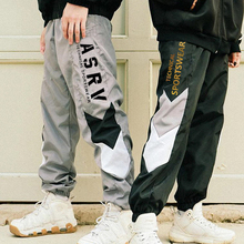 Mens Letter Print Cargo Harem Pants 2019 Hip Hop Casual Male Sporting Joggers Trousers Fashion Streetwear