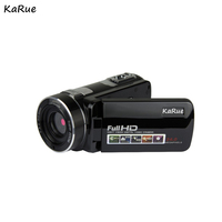 Karue HD-302 Digital Video Recorder Night Vision Shooting HDV   Camcorder   Max 24MP Resolution 3.0