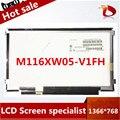 """Envío gratis A Estrenar M116XW05-V1FH M116XW05 pantalla Del Ordenador Portátil lcd 11.6 """"led panel 1366*768"""