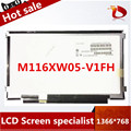 "Free shipping Brand new M116XW05-V1FH M116XW05 Laptop lcd screen 11.6"" led panel 1366*768"