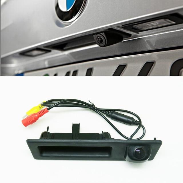 Car trunk handle Reverse Rear Camera for BMW new series 3/new seris 5/F10 F11 F25 F30