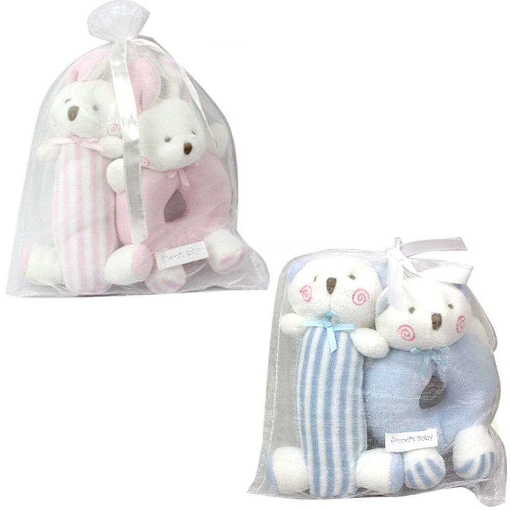 Հագուստի արջի մանկական զանգերը - Խաղալիքներ նորածինների համար - Լուսանկար 6