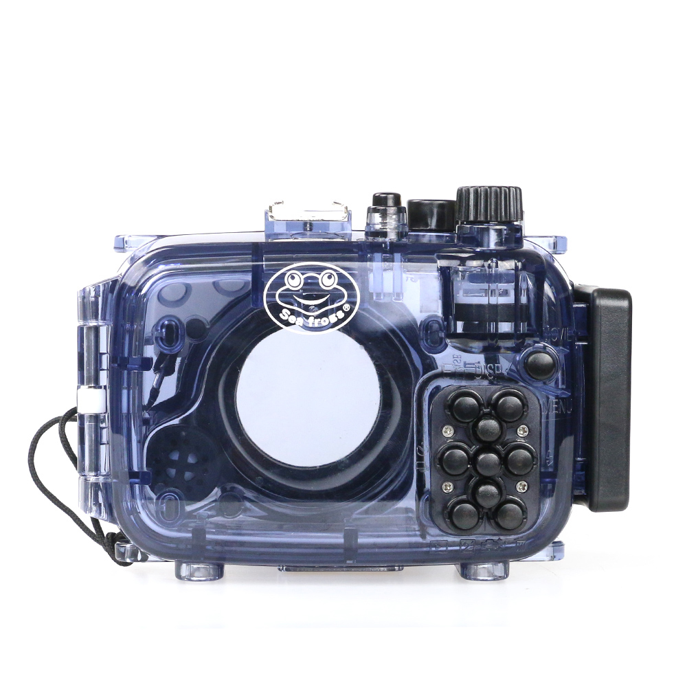 Waterproof Case for Sony RX100 Mark I Photography Underwater 40m Protective Housing Scuba Diving Equipment Camera Accessory in Sports Camcorder Cases from Consumer Electronics