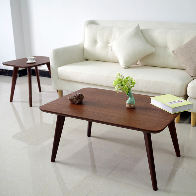Coffee Tables Living Room Furniture Home Furniture solid wood ...