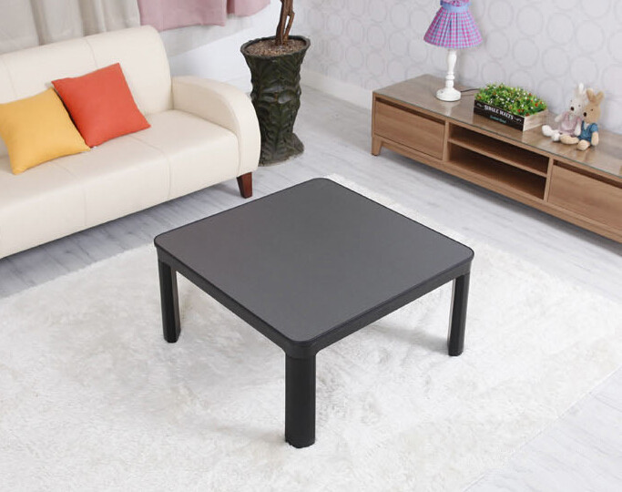 Free Kotatsu Furniture Table Cm Reversible Top Whiteblack Folding Legs Anese Low Small Modern Heated Foot Warmer Kotatsuin Coffee Tables From With