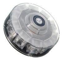 NEW Safurance Amber 30W 10LED Car Truck Emergency Beacon Bar Warning Flashing Strobe Light 12V Traffic