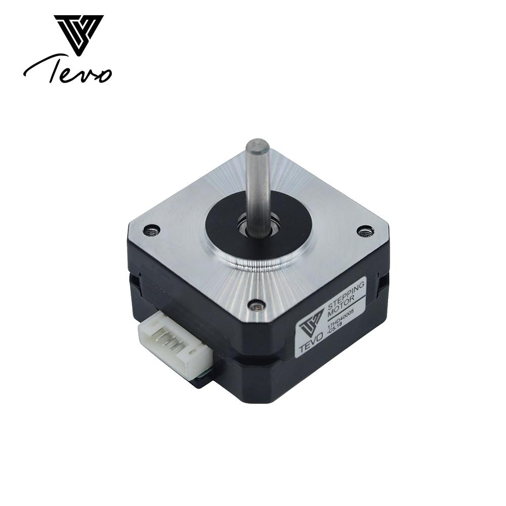 3D Imprimante pièces TEVO Noir Veuve Titan moteur Pas à Pas pour Titan Extrudeuse 3D imprimante extrudeuse 42*42*23mm pour J-tête bowden