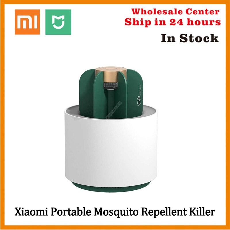 100% Original Xiaomi Movable Portable Mosquito Repellent Killer USB Cable Smokeless Odorless for Xiaomi Smart Home Kits