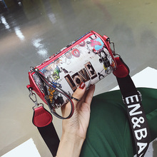 Summer Bags For Women 2019 Luxury New Shoulder Bag Fashion Round Woman Ladys Handbag Famous Brand Handbags
