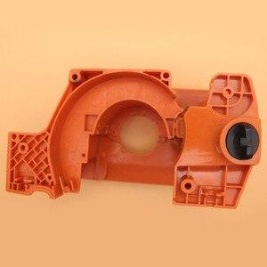 Image 5 - Skrzyni korbowej skrzynia korbowa dla Husqvarna 137 137e 142 142e zamiennik do piły łańcuchowej silnika części silnika