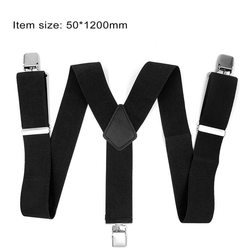 3 Strap Clip Mens Shirt Stays Garters Elastic Y Stirrup Style Polyester Adjustable Shirt Holders Crease-Resistance Belt Stirrup