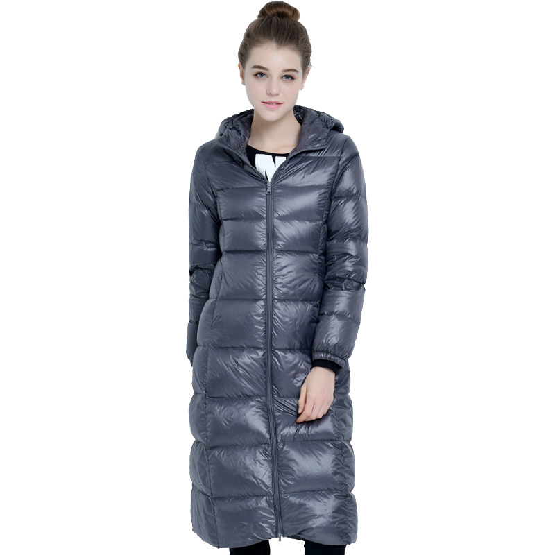 Winter Jacket Women Windproof Warm Ultra Light Long Women Down Jackets 2019 Winter Parkas Women s