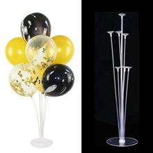 1 Set Balloons Holder Column Stand Holder Stickers for Weddi