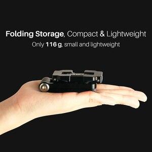 Image 4 - Ulanzi ST 05 Foldable Mini Phone Tripod Mount Adapter Vertical 360 Rotation Tripod Stand for iPhone X 8 7 Samsung S8 7 Redmi