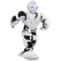 Ücretsiz nakliye Alfa 1 s 3D Programlanabilir Humaniod Robot Akıllı Yaşam Için Yaratıcı zeka gelişimi Için RC robot