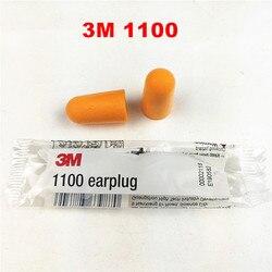 3M 1100 jetable bouchon d'oreille mousse réducteur de bruit livraison gratuite