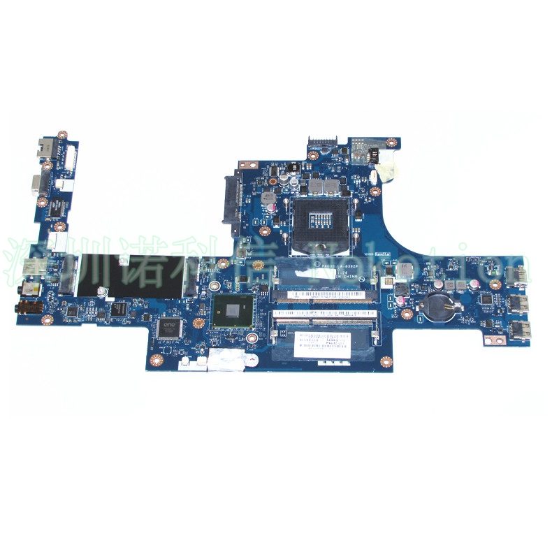 NOKOTION PAU30 LA-6392P for Acer Iconia 6120 Motherboard MBRF702001 MB.RF702.001 HM55 DDR3 nokotion sps v000198120 for toshiba satellite a500 a505 motherboard intel gm45 ddr2 6050a2323101 mb a01