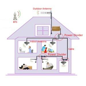 Image 4 - power splitter 2 way  power divider 380~2500MHz N Female for 2G 3G 4G booster repeater amplifier
