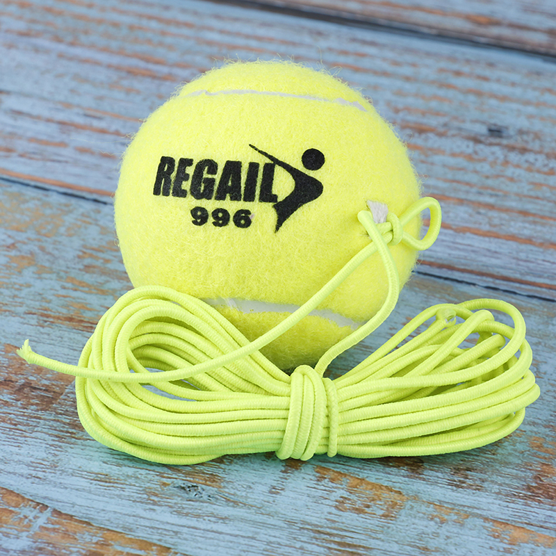 Single Training Tennis Ball Elastic <font><b>Fighting</b></font> Ball Boxing Equipment Head Band For Reflex Speed Training Boxing Punch Exercise image