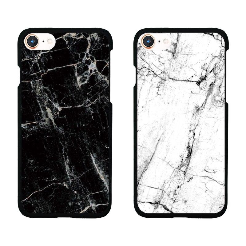 coque iphone 7 plus marbre dur
