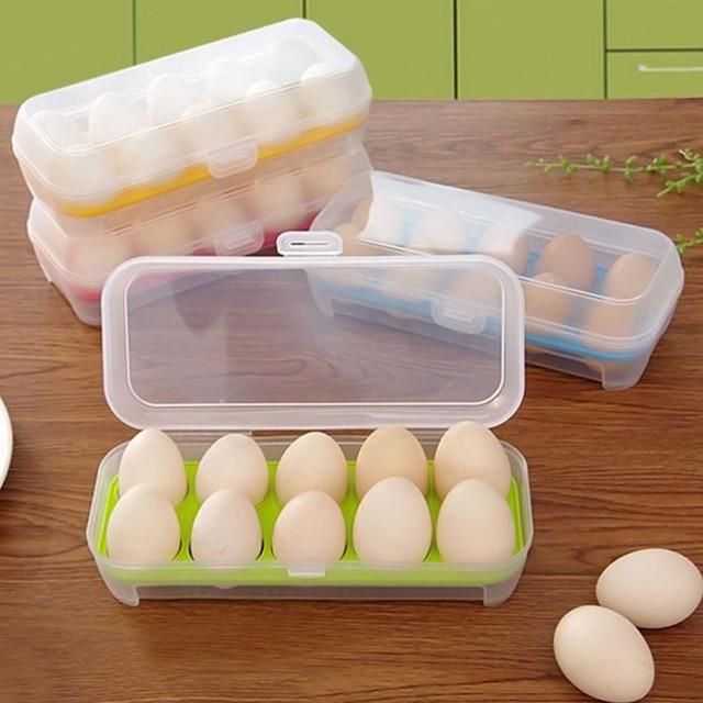 Basket Plastic Food Chicken Egg Holder Kitchen Accessories Portable