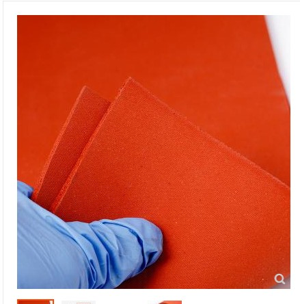 Heat Resist Silicone Foam Sheet Size 500x500x10mm, Closed Cell Silicon Rubber Sheet for Heat Transfer, Red ColorHeat Resist Silicone Foam Sheet Size 500x500x10mm, Closed Cell Silicon Rubber Sheet for Heat Transfer, Red Color