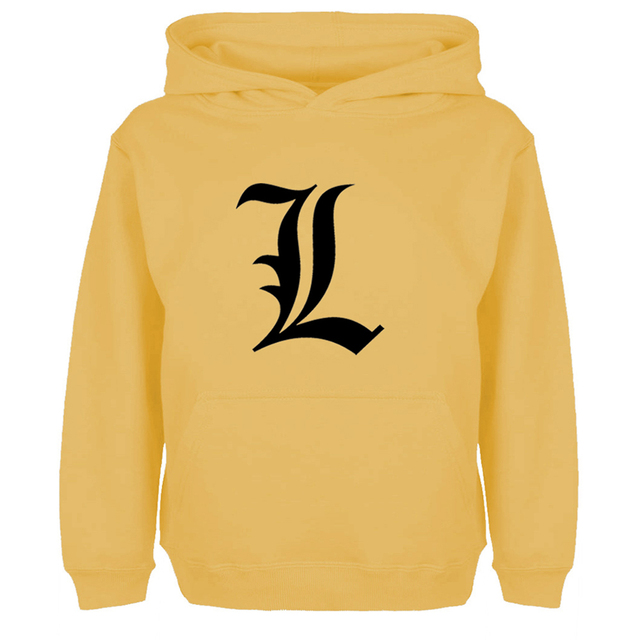 Anime Death Note Symbol Hoodies Sweatshirt