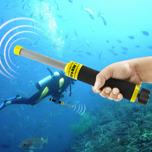 Pi-iking 730 Targeting Pinpointer Induction (PI) Underwater Metal Detector Waterproof Vibrator Summer Diving Treasure Detector # kkmoon 750 30m targeting pinpointer pulse induction pi underwater high sensitivity metal detector waterproof vibrator