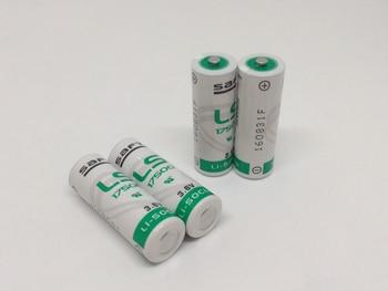 Wholesale 100pcs/lot New Original SAFT LS17500 3.6V 1100MAH Lithium Battery 17500 PLC Batteries Made in France